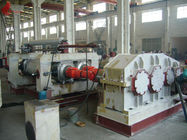 Alloy chilled cast iron Open Mill for Plastic And Rubber , roll milling machine